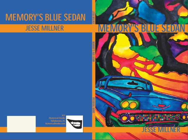 Memory's Blue Sedan_Book Cover