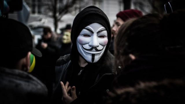Anonymous movement